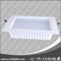Buy cheap hot sale square 24w led downlight SMD product