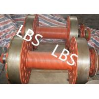 Buy cheap Left / Right Rotation Lebus Grooved Drum For Petroleum Drilling Rig product