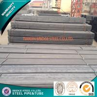 Buy cheap Black Square Steel Pipe ASTM A500 / Structural Steel Tubing API K55 product
