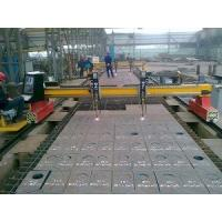China Automatic Small CNC Cutting Machine Gantry Structure Long Service Time on sale