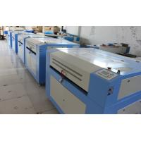 Buy cheap Linear Guide Rail CO2 Laser Engraving Machine For Leather / Paper / Plastic / Acrylic product
