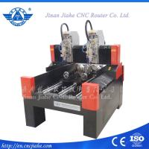 Small 3d cnc stone sculpture machine 4 Axis Stone Cnc Engraver good quality