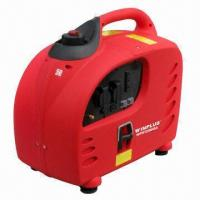Buy cheap Inverter Gasoline Generator with 2kVA Rated Output Power and 133cc Displacement product
