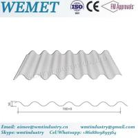 Buy cheap Corrugated steel sheet for steel structure building facade product
