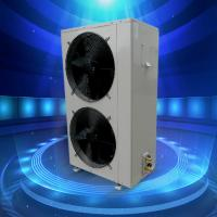 Solar Indoor Split System Heat Pump Fresh Air Heating And Cooling Long Operating Life