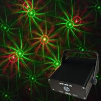 Buy cheap KTV room or home party banquet mini laser light HT-2015 140mw Red&Green stage from wholesalers