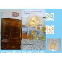 Quality Parabolan 23454-33-3 Trenbolone cyclohexylmethylcarbonate Steroid For Bodybuilding for sale