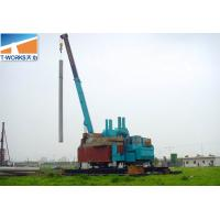 Buy cheap No Vibration Pile Foundation Equipment , Foundation Drilling Machine product