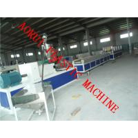 Buy cheap Profile Machine / Plastic Profile Extrusion Line for Railing / WPC Photo Frame product
