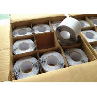 China Road Construction Double Sided Rubber Butyl Tape For Waterproof / Insulation on sale