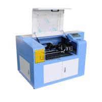 Buy cheap High Precision 500*400mm Desktop Advertising  Co2 Laser Engraving Cutting Machine 60W product