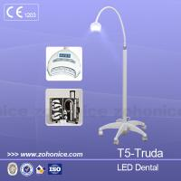 Buy cheap LED Portable Teeth Whitening Machine 460nm - 475nm With Wheel Base / Spa / Detal Model product