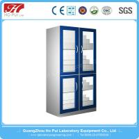 Buy cheap Aluminum Wood Biology Lab Furniture Large Storage Space CE approved product