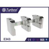 Buy cheap High Efficient Speed Gate Turnstile With 35 Persons / Min Transit Speed product