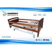 China Adjustable Height Electric Medical Care Bed Three Positions For Private Home wholesale