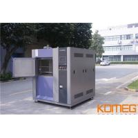Buy cheap Three Chambers Air - Cooled Programmable Thermal Shock Test Chamber , climatic chamber product