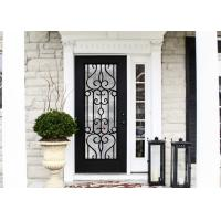 Buy cheap European Style Custom Design Decorative Door Glass Inserts Excellent Climate Resistance product