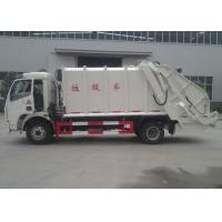 Buy cheap 5CBM Compressed Garbage Compactor Truck Refuse Collection Vehicle product