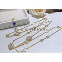 Buy cheap  Serpenti 18K Gold Necklace With Diamond Pendant Customization Available product
