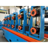 Buy cheap High Frequency Welded Tube Mill Line ERW76 product