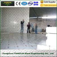 China Polystyrene Fruit Cold Storage Room Heat Insulated Walk In Freezer Rooms on sale