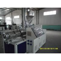 China PERT Floor Heating Pipe Plastic Pipe Extrusion Line 380V 75KW 50HZ on sale