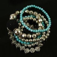 Buy cheap Handwork Bracelets with Diameter of 7cm, OEM Orders are Welcome product