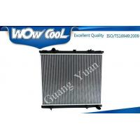 Quality Corrosion Resistance Aluminum Hyundai Radiator Replacement Anti Rust TS16949 for sale