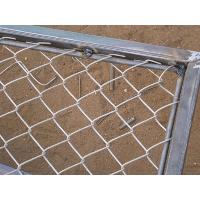 Buy cheap Hot dipped Galvanized Chain Link Fencing product
