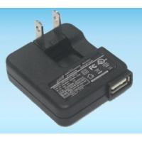China Mini size 5V 1A USB adapter with PSE UL CUL ROHS on sale
