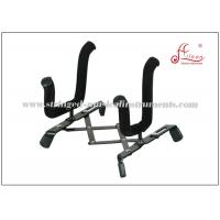 Buy cheap Practical Black Folding Metal Adjustable Music Stand For Full Size Violin product