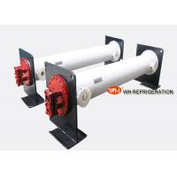 Buy cheap 23.2KW Seawater Heat Exchanger with PP Shell and Titanium Tube Single circuit product