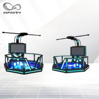 Buy cheap VR Shooting Game Virtual Reality Machine Skiing Simulator For Shopping Mall product