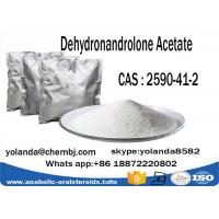Buy cheap CAS 2590-41-2  Anabolic Steroid Powder Pharmaceuticals Dehydronandrolone Acetate product