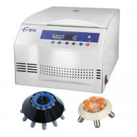 BT6 Benchtop High Capacity Centrifuge Microprocessor Control With Brushless Motor