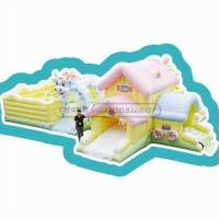 China Cheer Amusement Dream Castle Themed Inflatable Fun City Indoor Playground Amusement Equipment Supply on sale