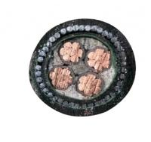 China Cu XLPE STA PVC XLPE Copper Cable 1kv Low Voltage Armored Cable IEC60502 on sale