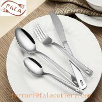 Buy cheap Novelty Commercial Patio Fiesta Designer Spoon And Fork Rental product