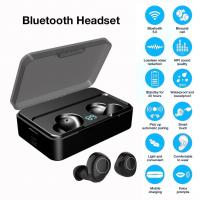 Buy cheap Audio Chips Bluetooth Earbuds with Mic Noise Cancelling Bluetooth Headset product