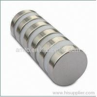 Buy cheap strong industrial block permanent neodymium magnet with stable magnetism product