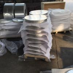 Quality 良質アルミニウム ディスク/円の合金1050 1060 3003柔らかい0.3mmから調理器具のための3.0mm for sale