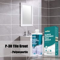 Buy cheap No Yellowing Poly Tile Grout Two Component GB/T19001-2016 Approved product