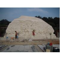 Buy cheap Unique stone Wall Sculptures Embossment product