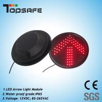 Buy cheap 300mm Arrow LED Traffic Light Core of Red Color product