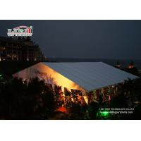 Buy cheap Temporary Outdoor Event Tent Wedding Party Show 500 - 2000 Sqm product