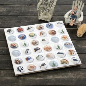 Buy cheap 3D Inkjet Indoor Commercial Inkjet Ceramic Tile  30x30 Kitchen  Trendy Decoration product