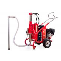 Buy cheap Industrial Hydraulic Professional Airless Paint Sprayer With 6 Guns product