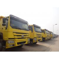 Buy cheap Reinforced Type howo dump truck price for sale-- CAMION product