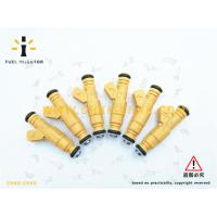 Buy cheap 6X Upgrade Petrol Fuel Injectors 0280155746 For Jeep Porsche Volkswagon BMW 19lbs EV1 product