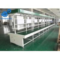 Buy cheap PCB / Electronic ESD Safe Workbench Customized Size Option Frame Material product